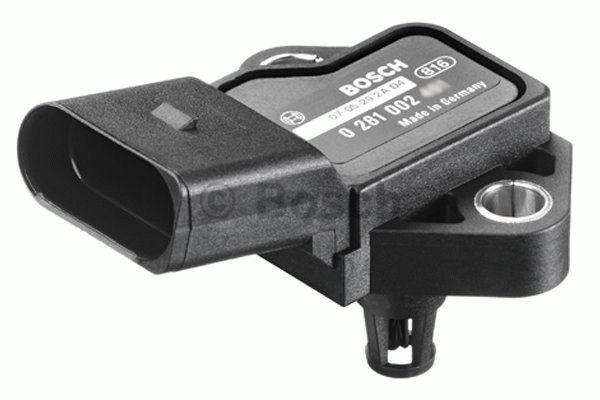 Czujnik Temperatury Ciśnienia Doładowania Bosch 0 281