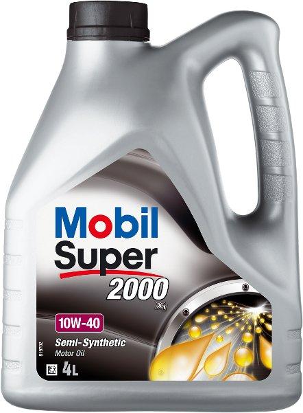 Mobil Süper 20X10W-4lt Benzinli Motor Ya Fiyat