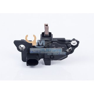 Regulator napięcia alternatora - BOSCH - F 00M 144 136 (F00M144136) - AUDI / MERCEDES-BENZ / PORSCHE / SEAT / SKODA / TOYOTA / VW