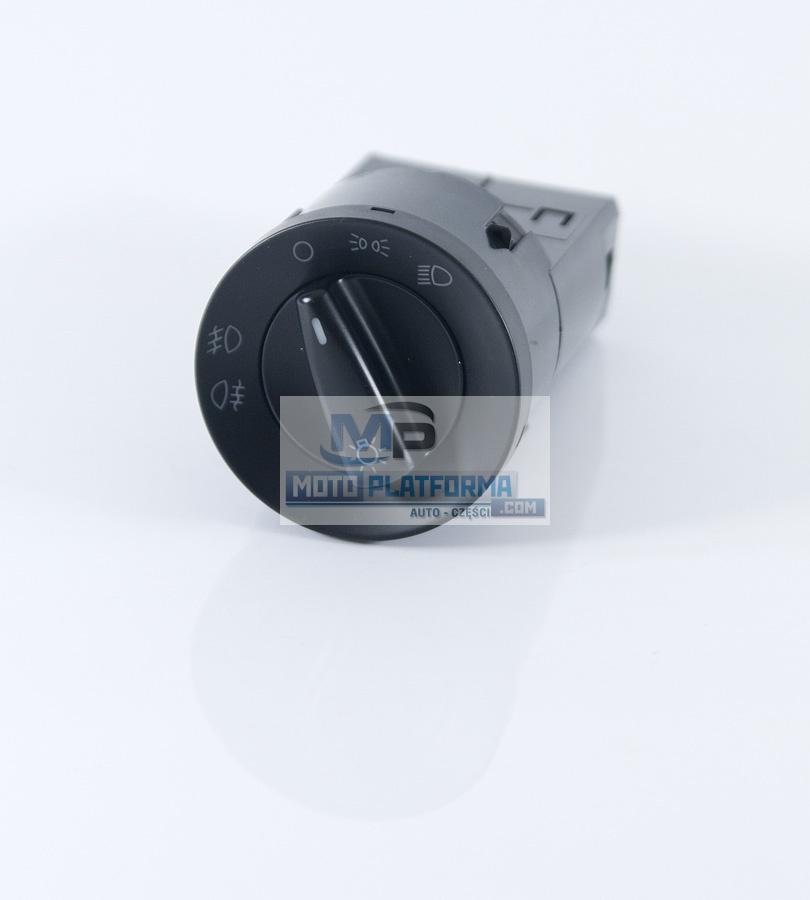 Ogromnie Włącznik świateł - VIKA - 1C0941531A - AUDI / SEAT / SKODA / VW CW32